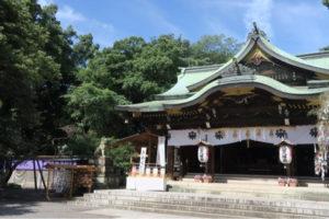 東京 大宮八幡宮