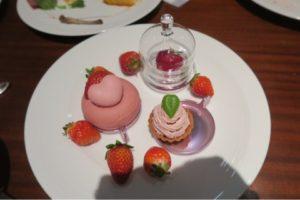 ホテル京阪ユニバーサルタワーの食事