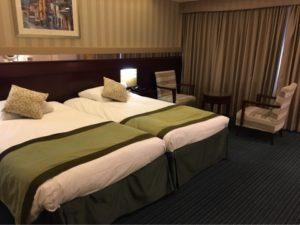 ホテル京阪ユニバーサルタワーのお部屋