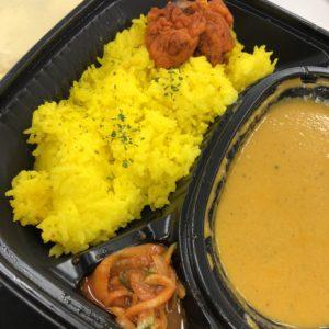 本格インド料理 PAPERA(パペラ)カレー弁当