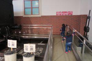 東武グループ 東武博物館 電車のスロープ