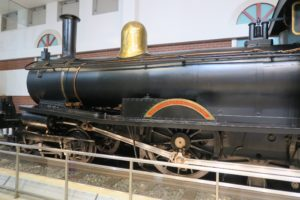 東武鉄道 東武博物館のSL