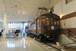 東武鉄道 東武博物館の電車