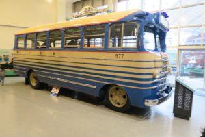 東武グループ 東武博物館 昔のバス