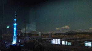 東武グループ 東武博物館 パノラマショー