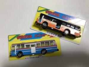 東武グループ 東武博物館 お土産のバス