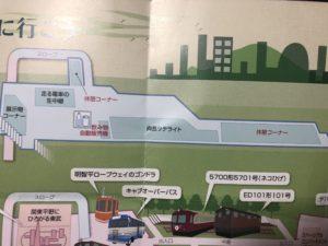 東武グループ 東武博物館 地図