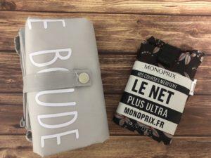 フランスの冷凍食品専門店「Picard(ピカール)」の専用保冷バッグ 折り畳み