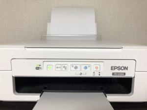 五千円でも基本機能搭載!EPSONのプリンター【カラリオPX-049A】