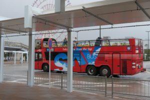 水陸両用バスのスカイダックに乗ってきたよ | SKY DUCK台場 スカイバス