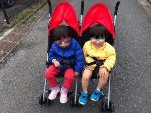 【双子ベビーカー】エンドーのCOOL KIDS バギーツイン