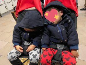 3歳児双子とサンリオピューロランドに行ってきたよ!
