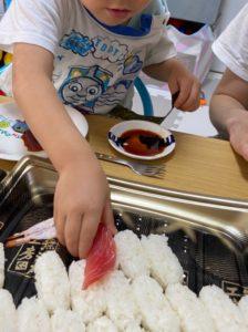 おうちdeくら寿司セットで自粛中も子供と一緒に楽しくご飯 | 新型コロナウィルス