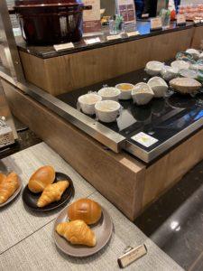 山梨県 甲府駅前の「城のホテル」 朝食