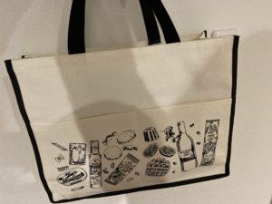 【カルディ】2021年の食品福袋を買いました | キャンバス生地の大きなトートバッグ