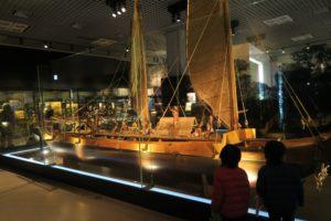 国立科学博物館 船