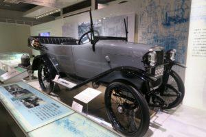 国立科学博物館 車