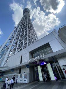 【コロナ渦】東京スカイツリーに行ってきました   エヴァンゲリオンコラボ中