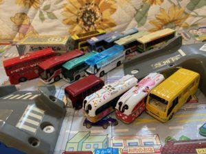 トミカ バス コレクション
