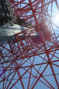 【コロナ禍】4歳子連れで東京タワーのオープンエア外階段ウォーク