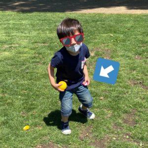 AppleのAirTagが子供の迷子防止の保険に良い