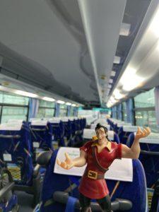 【コロナ渦】ディズニーランド行き高速バス