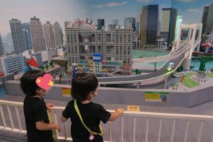 【コロナ渦】レゴランド・ディスカバリー・センター東京に行ってきました