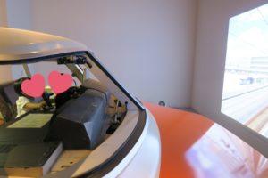 ロマンスカーシミュレーター LSE(7000形)の体験